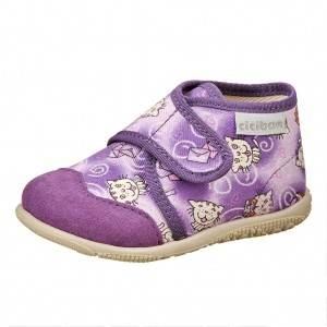 Dětská obuv Domácí obuv Ciciban PEGGY - Boty a dětská obuv