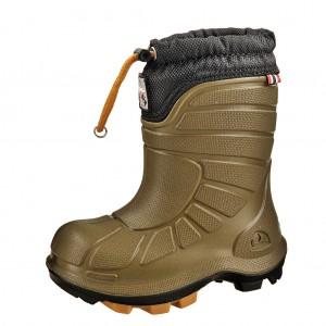 Dětská obuv Viking Extreme  /olive/rust -  Zimní