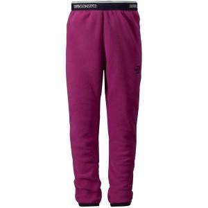 Dětská obuv Kalhoty Didriksons MONTE fialové - Oblečení
