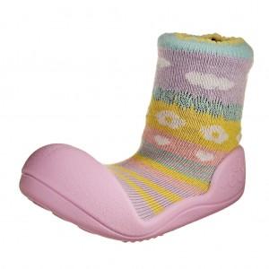 Dětská obuv Attipas Attibebe pink - Oblečení