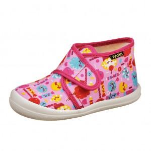 Dětská obuv FAREčky s.z.  růžové - Na doma a do ... 7066fed944