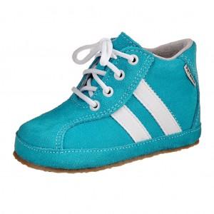 Dětská obuv Pegres 1094   /modré *BF -