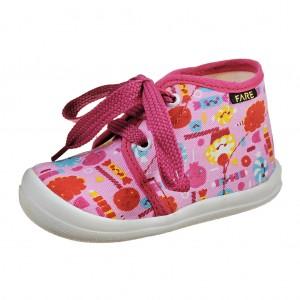 609c172c00a Dětská obuv FAREčky  růžové šněrovací - První krůčky