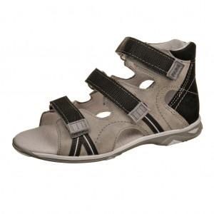 Dětská obuv Sandály FARE 1763362   /šedé/černé -