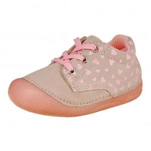 Dětská obuv Lurchi Flo  /lt.grey -  Celoroční