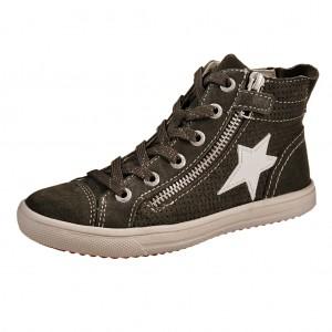 Dětská obuv Lurchi Saskia /dk.olive -