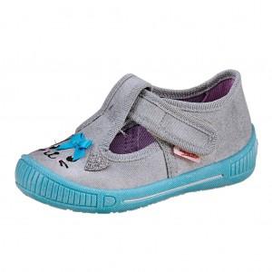 Dětská obuv Domácí obuv Superfit 2-00263-44 - Boty a dětská obuv