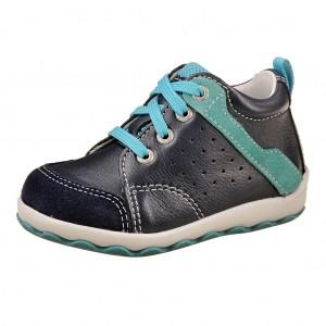 Dětská obuv Lurchi Indy  /navy/aqua - Boty a dětská obuv