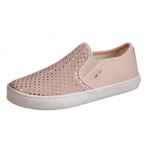 Dětská obuv GEOX J Kilwi G   /rose - Boty a dětská obuv