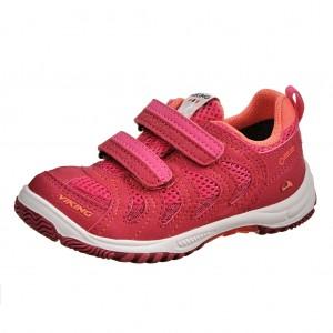 Dětská obuv VIKING Cascade II GTX   /fuchsia/dark pink - Boty a dětská obuv