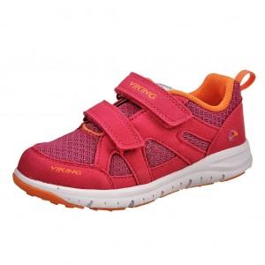 Dětská obuv VIKING ODDA  /Fuchsia/Orange - Boty a dětská obuv