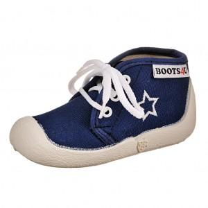 Dětská obuv Boots4U Plátěnky modré