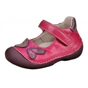 Dětská obuv D.D.Step  Dark Pink *BF -  Pro princezny