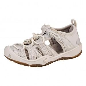 Dětská obuv KEEN Moxie sandal   silver -