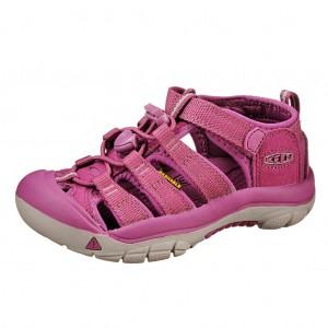 Dětská obuv KEEN Newport H2 /grape kiss - Boty a dětská obuv