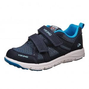 Dětská obuv VIKING ODDA  /Navy/Royal Blue - Boty a dětská obuv