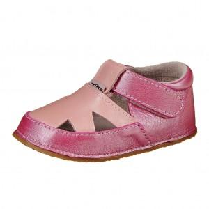 Dětská obuv Pegres 1096   /růžové  *BF -  První krůčky