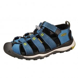 Dětská obuv KEEN Newport Neo H2 /legion blue/moss - Boty a dětská obuv