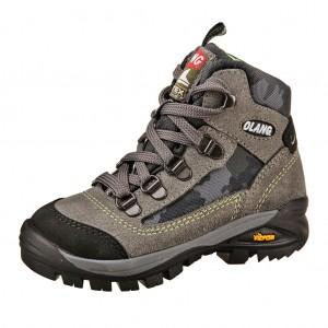 Dětská obuv OLANG Udine tex   /asfalto -  Do hor nebo nížin