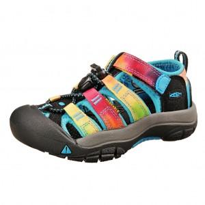 Dětská obuv KEEN Newport H2 /rainbow tie dye - X...SLEVY  SLEVY  SLEVY...X