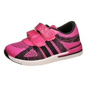 Dětská obuv D.D.Step  Dark Pink -  Celoroční