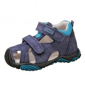 Dětská obuv Protetika LARIS  /azuro -  Sandály