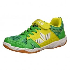Dětská obuv LICO Sport VS   /gruen/lemon/weiss - Boty a dětská obuv