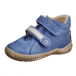 Dětská obuv Pegres 1404  modrá - 813113cbe4