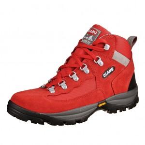 Dětská obuv OLANG Gottardo tex   /rosso -  Do hor nebo nížin