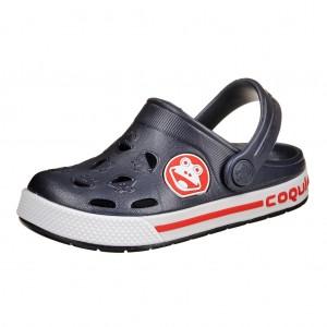 Dětská obuv Coqui   /tmavomodré - Boty a dětská obuv