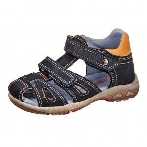 Dětská obuv D.D.Step  Royal Blue -  Sandály