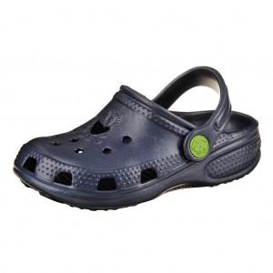 Dětská obuv Coqui   /navy -  Sandály