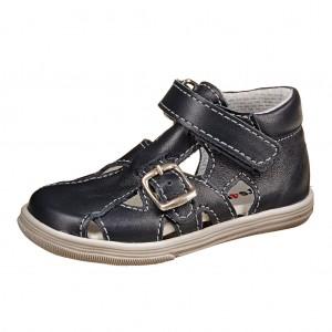 Dětská obuv Boots4U sandály modré *BF -  Sandály