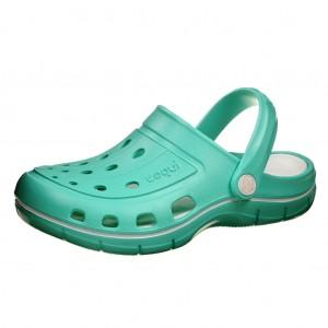 Dětská obuv Coqui   /mint/white - Boty a dětská obuv