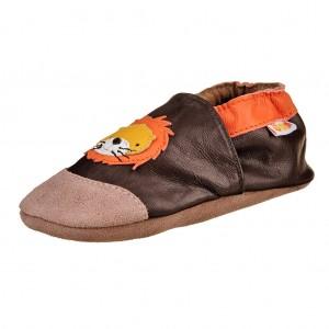 Dětská obuv Capáčky - CAPIKI Lvíček Kuba  *BF -  První krůčky