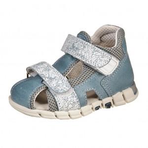 Dětská obuv Sandálky Santé 810/401 /šedé - Boty a dětská obuv