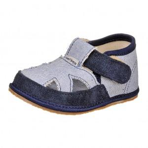 Dětská obuv Pegres 2096   /modré *BF -