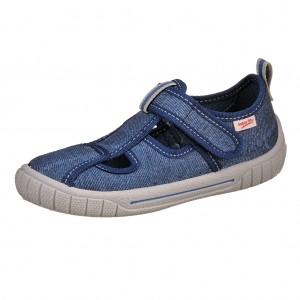 Dětská obuv Domácí obuv Superfit 3-00272-80 -  Na doma a do škol(k)y