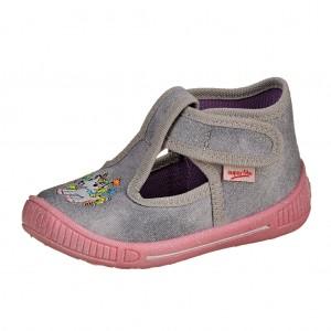 Dětská obuv Domácí obuv Superfit 3-00252-25 -