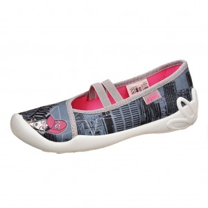 Dětská obuv Domácí obuv Befado -