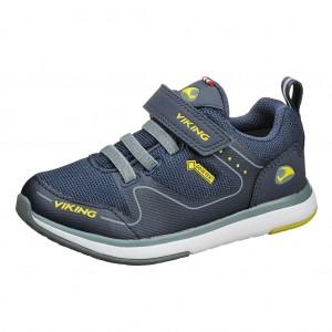 Dětská obuv VIKING Seim GTX   /denim/lime - Boty a dětská obuv