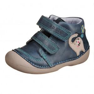 Dětská obuv D.D.Step 015-161 Royal Blue  *BF -  První krůčky