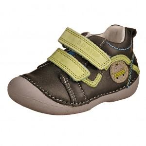 Dětská obuv D.D.Step 015-151A black  *BF -  První krůčky