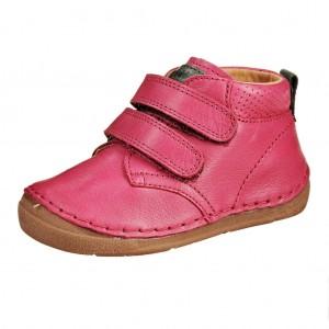 Dětská obuv Froddo Dark Fuchsia  *BF - Boty a dětská obuv