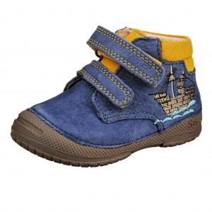 Dětská obuv D.D.Step 038-251A Royal Blue -  První krůčky