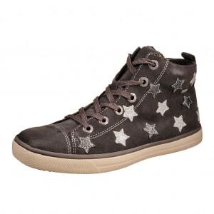 Dětská obuv Lurchi Starlet-tex  /charcoal -
