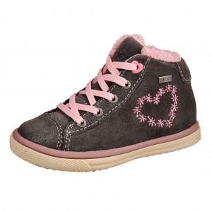 Dětská obuv Lurchi Melina-tex  /charcoal -  Zimní