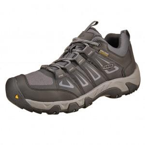 Dětská obuv KEEN Oakridge WP  /magnet/gargoyle -  Do hor nebo nížin