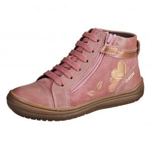 Dětská obuv GEOX J Hadriel G   /dk.pink -  Celoroční