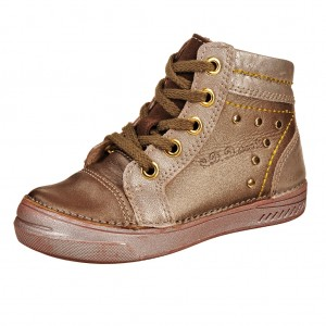 Dětská obuv D.D.Step  040-420M Bronze -  Celoroční